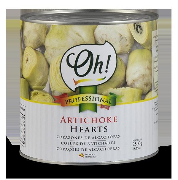 artichoke-hearts