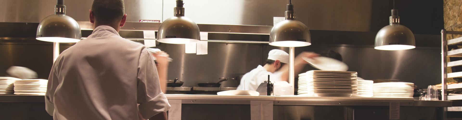 Cocinas y restaurantes